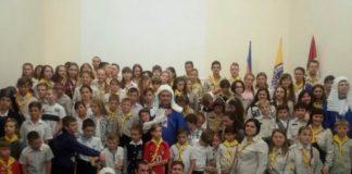 В Одессе прошла викторина для детей, посвященная Реформации